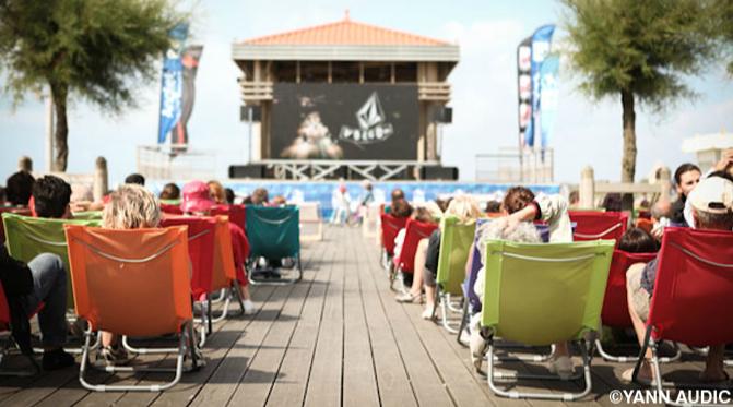 Anglet surf film festival